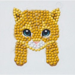 CHAT STICKERS 9X9CM