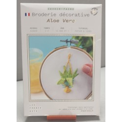 French'Kits - Broderie...
